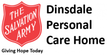 Dinsdale Personal Care Home Logo